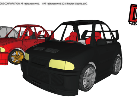 スタンスDシリーズ - ランサーエボリューションⅠ・Ⅱ・Ⅲ