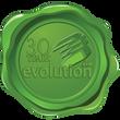 Evolution AVS 30 year logo