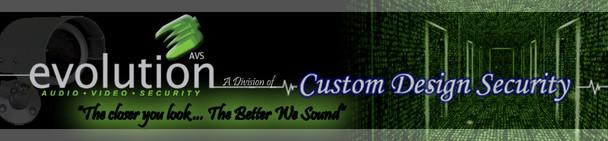 Evolution AVS Custom Design Website Banner