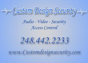 Custom Design Security Vehicle Magnets