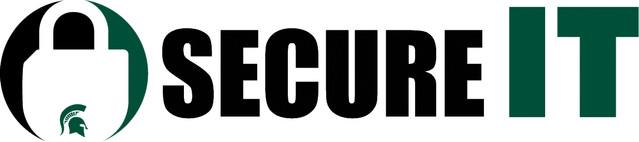 MSU Secure IT Dept Logo