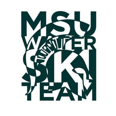 MSU waterski team