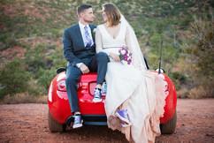 Arizona Elopement Photography