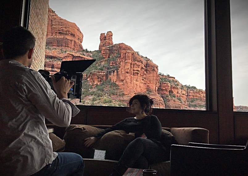 Mountain Side Interview with Fran