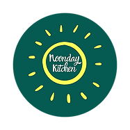 small logo Noonday Kitchen circle logo (