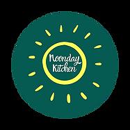 small logo Noonday Kitchen circle logo (