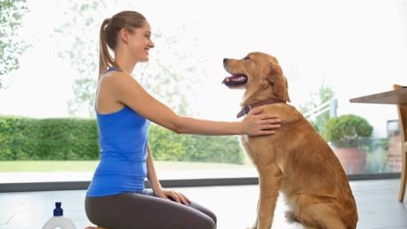 Faire des activités sportives avec son chien