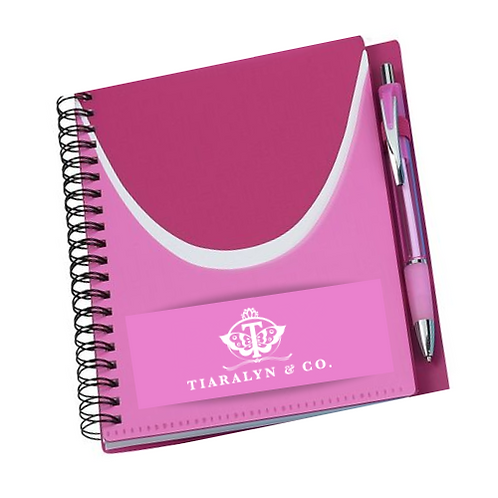 TIARALYN & CO. Notebook