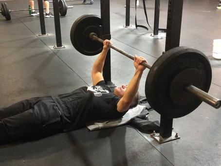 Powerbuilding & Weightlifting Week 9