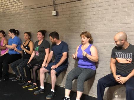 CF Fitness & Performance Week 12