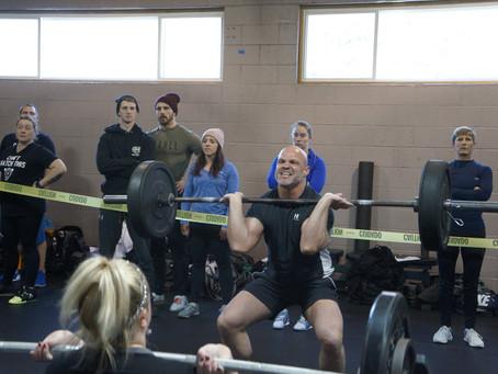 CF Fitness & Performance Week 10