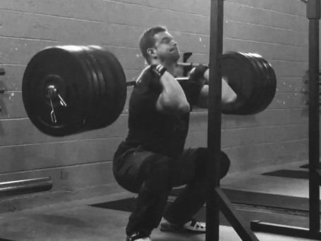 Powerbuilding & Weightlifting Week 2