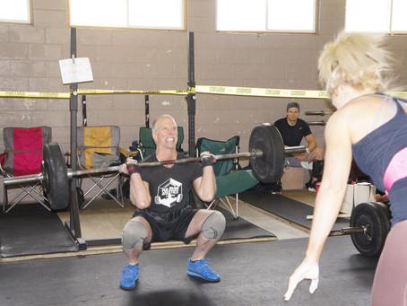 Powerbuilding & Weightlifting Week 10