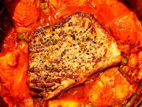 The BEST damn pot roast you've never had...