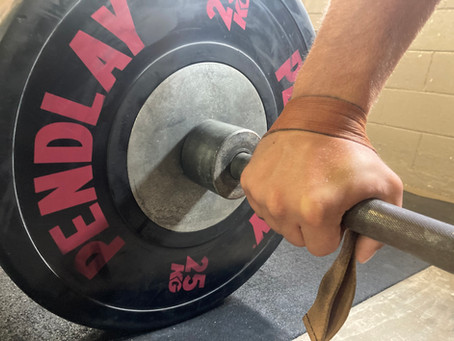 To use, or not to use weightlifting straps