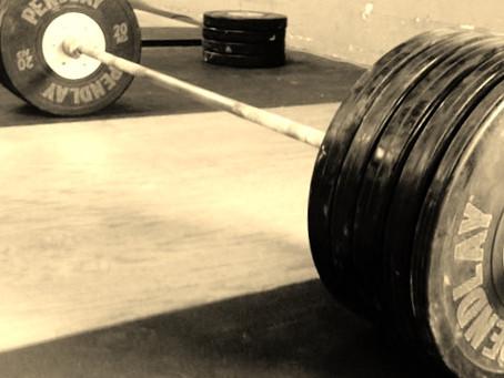 Powerbuilding & Weightlifting Week 8