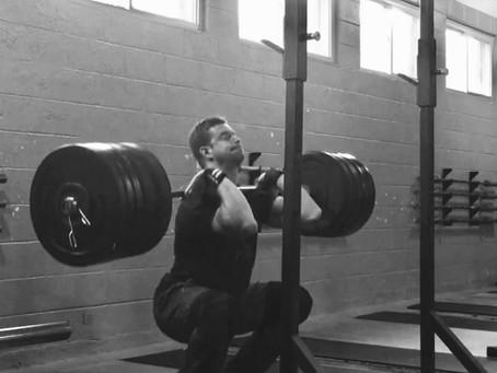 Powerbuilding & Weightlifting- Week 12
