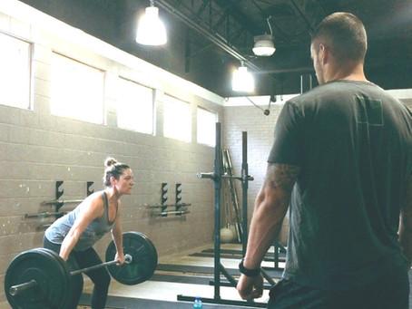 Powerbuilding & Weightlifting Week 1