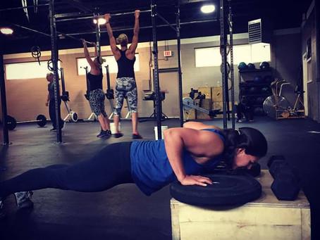 Powerbuilding & Weightlifting Week 7