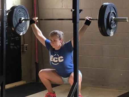 Powerbuilding & Weightlifting Week 5
