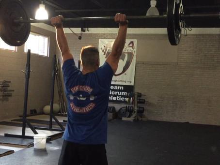 Powerbuilding & Weightlifting Week 12