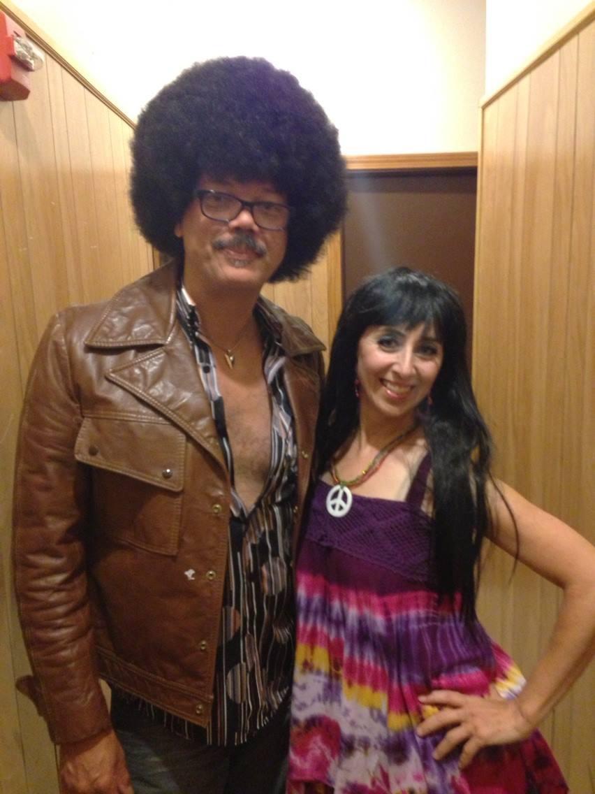 Jorge & Cheryl