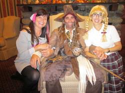 Halloween at Lake Pearl