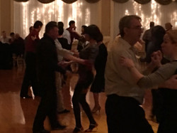 Dancing at Alpine Country Club