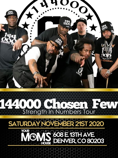 Wu-Tang Affiliate Judah Priest & 144,000 Chozen Few