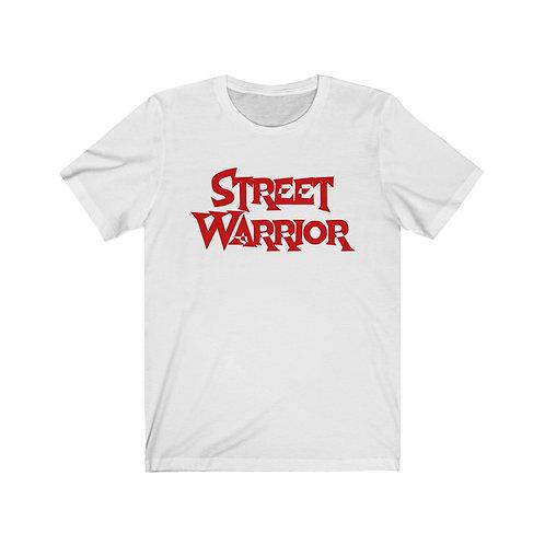 Street Warrior Unisex Jersey Short Sleeve Tee