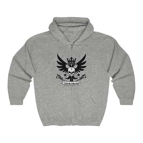 l.o.a.h Unisex Heavy Blend™ Full Zip Hooded Sweatshirt