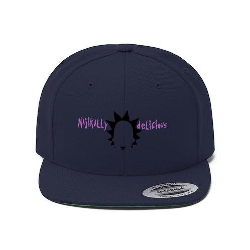 Majikally Delicious Unisex Flat Bill Hat