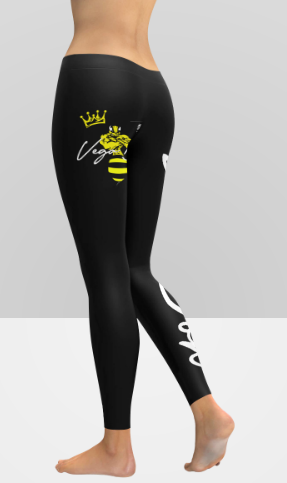 Vega Don Low Rise Leggings (Invisible Stitch)