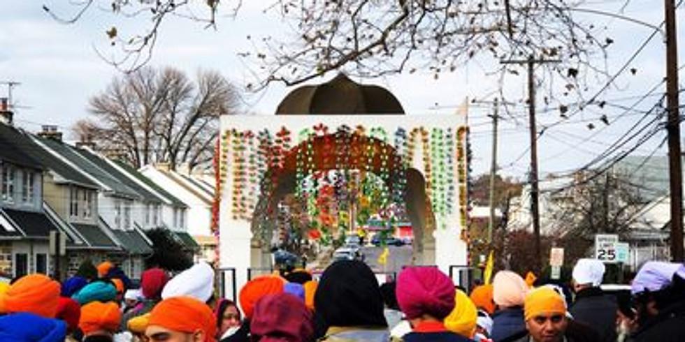 Gateway Visit: Sikh Society