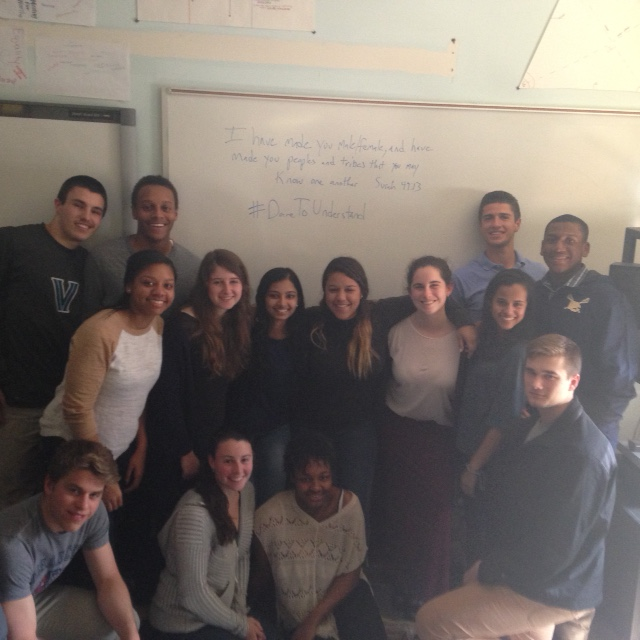 Penn Charter Religion Class.JPG