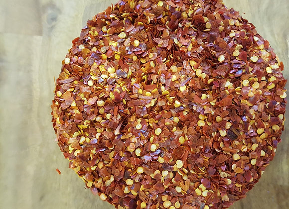 Chilli Flakes with Seed