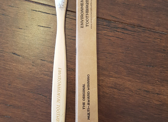 Soft - adult bamboo toothbrush