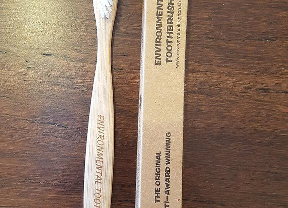 Medium - Adult Bamboo Toothbrush