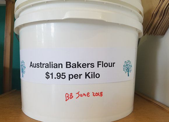 Australian Bakers Flour