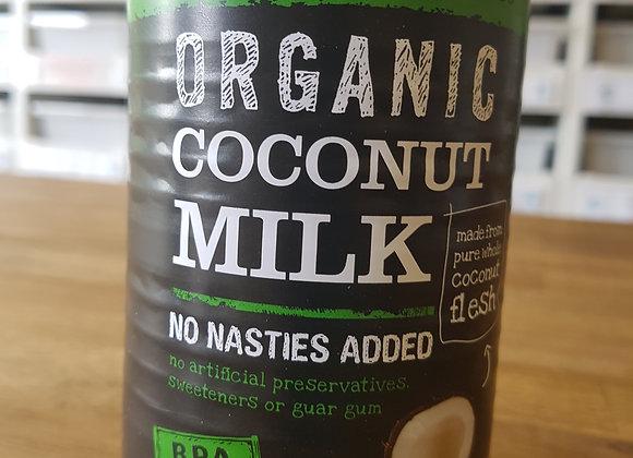 Honest to Goodness Organic Coconut Milk