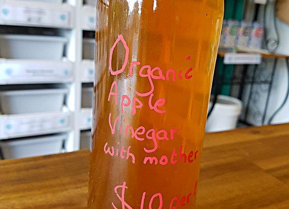 Organic Apple Cide Vinegar with mother