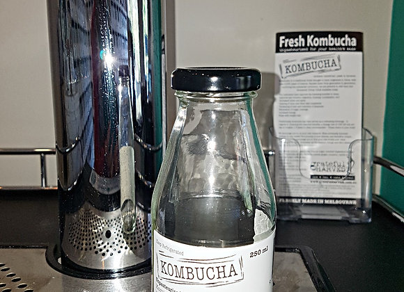 250ml Raspberry Kombucha