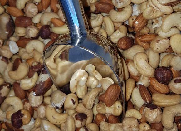 Mixed nuts (No salt)