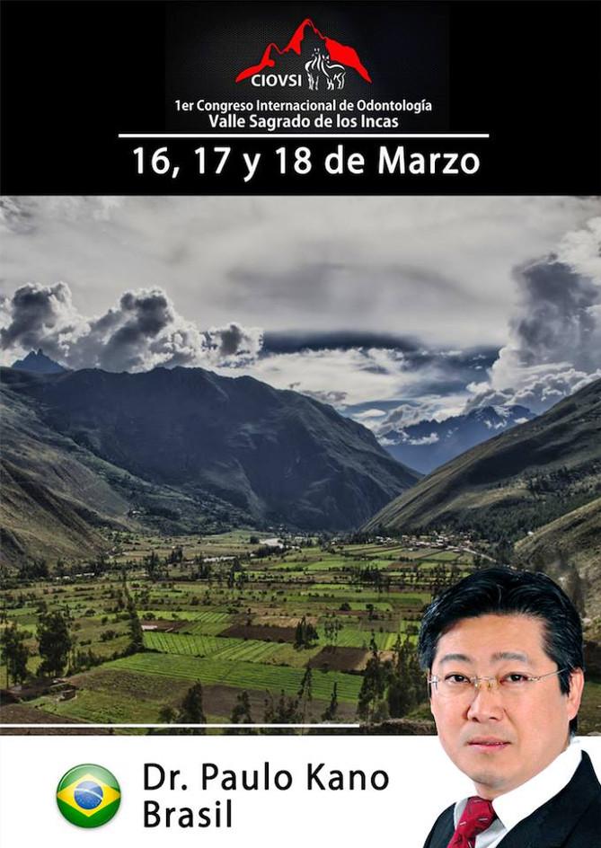 Congreso CIOVSI (Cusco - Peru)