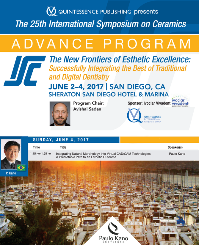 25th International Symposium on Ceramics - San Diego - California (USA)