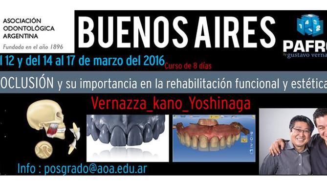 May 09-12, 2016 - Buenos Aires
