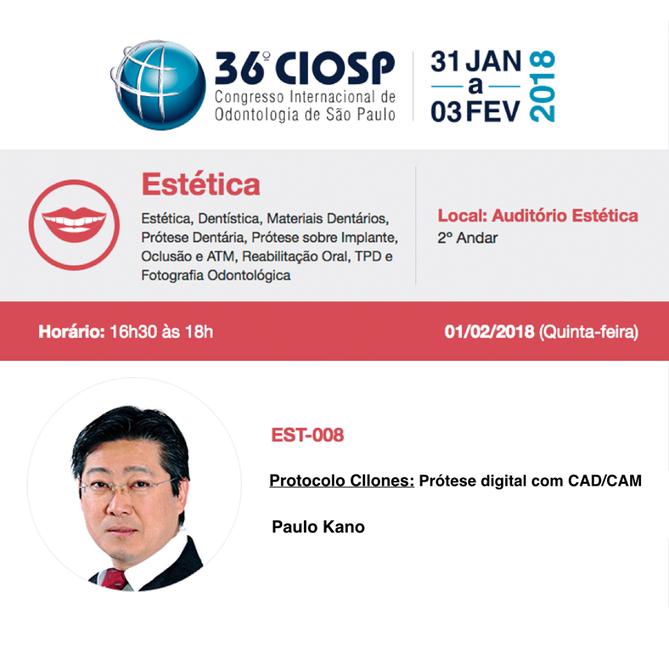 36º CIOSP - 2018