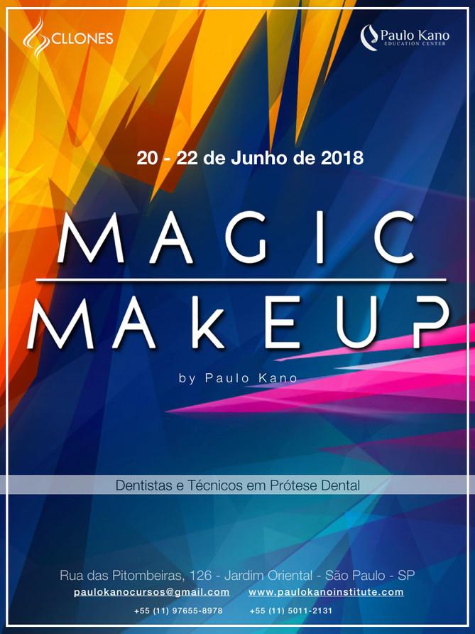 Curso Magic Make Up 3D - 2018