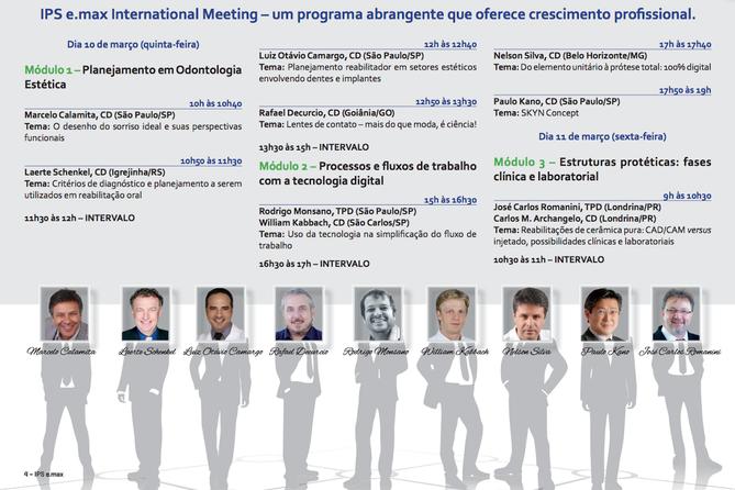 IPS e.max International Meeting