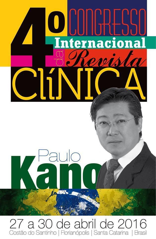 Follow Dr. Paulo Kano